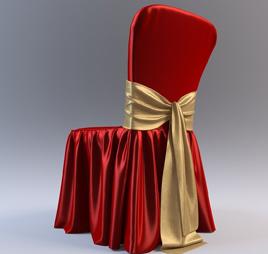 Парадные чехлы на стулья. Ресторанный текстиль