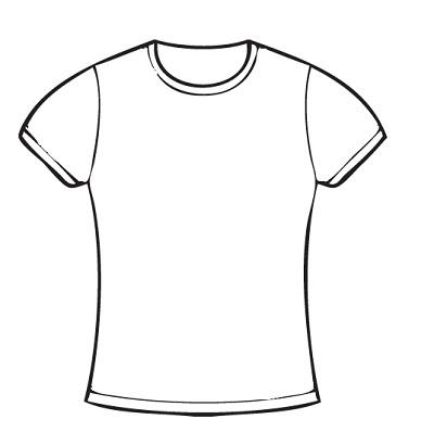 Женская классическая футболка