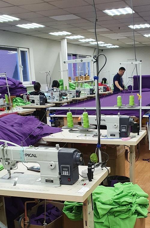 Швейное производство Super-fartuk.ru