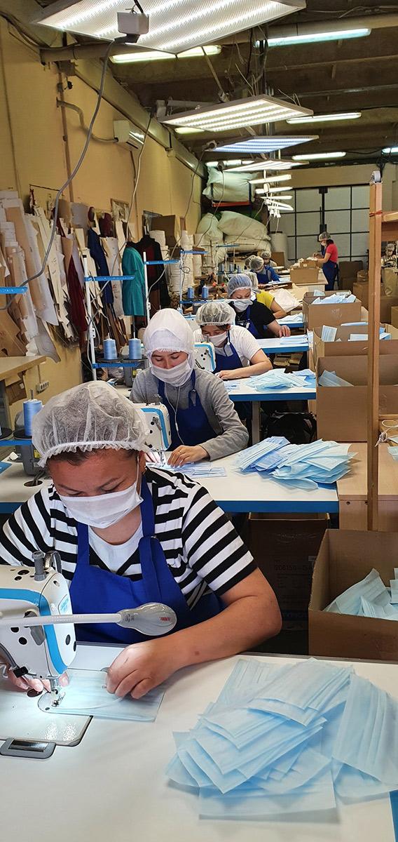 Медицинские маски оптом от производителя