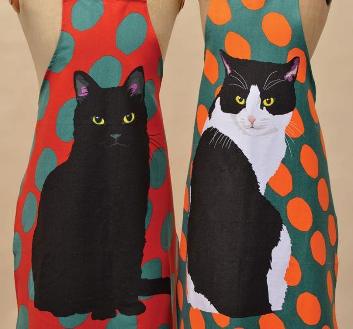 серия с котами от Лесли Джерри
