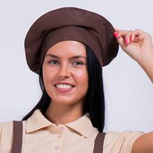 Поварской колпак, головные уборы для персонала