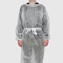 Одноразовые халаты и комбинезоны