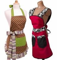 Женские нарядные фартуки